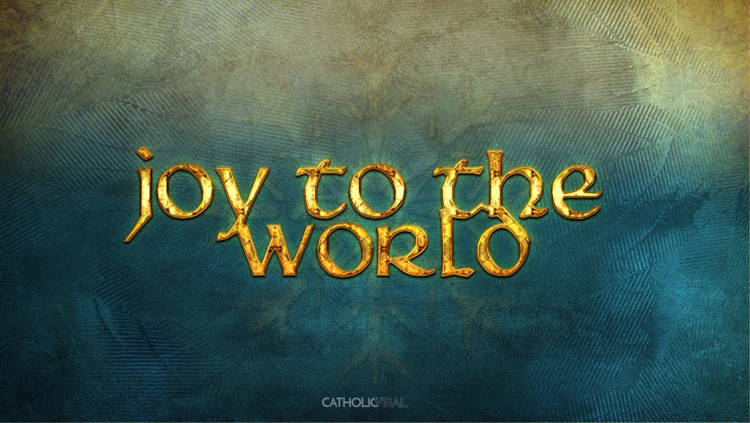 13 Thrilling Christmas Carols - HD Christmas Wallpapers -Carol Joy to the World