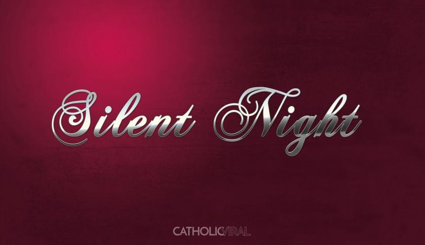 13 Thrilling Christmas Carols - HD Christmas Wallpapers - Carol Silent Night