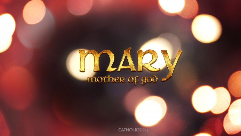 29 Epic Seasonal Titles - HD Christmas Wallpapers - Mary Mother of God