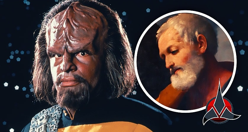 Why St. Joseph is the Patron Saint of the Klingon Empire