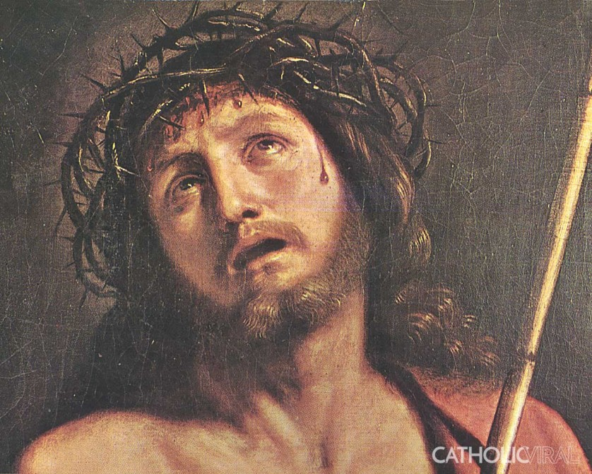 Crown of Thorns - - 54 Paintings of the Passion, Death and Resurrection of Jesus Christ