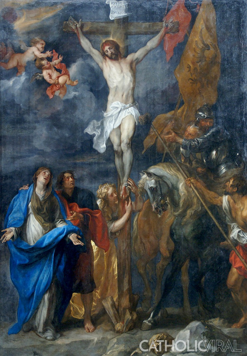 54 Free Paintings of the Passion, Death & Resurrection of ...