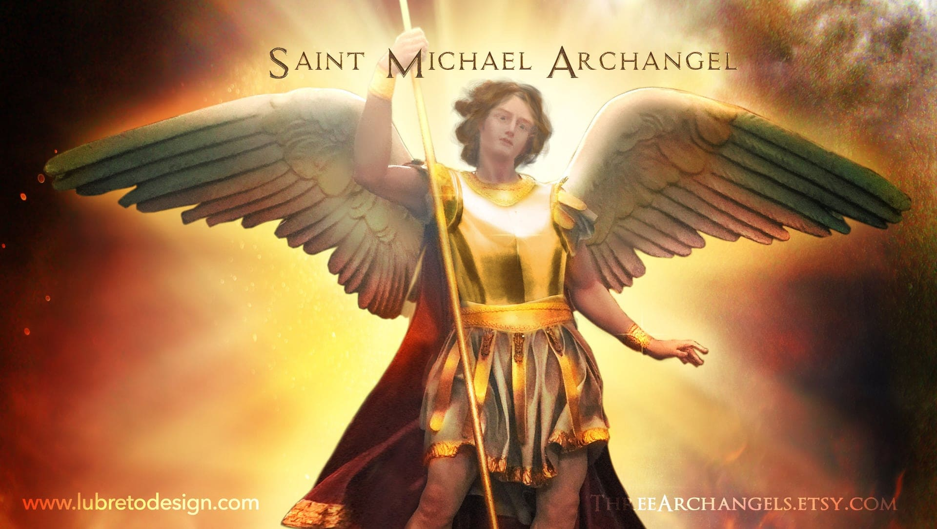 5 Free HD Wallpapers From 3Archangels » CatholicViral