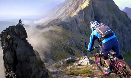 Imagine Biking Through Middle Earth…