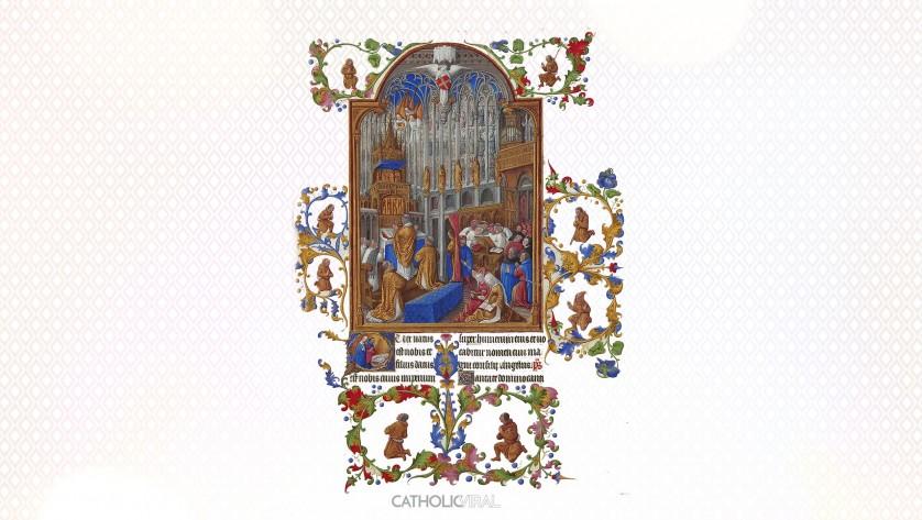 27 Christmas Season Celebration Photographs - HD Christmas Wallpapers - ©Photo. R.M.N. / R.-G. Ojéda - Christmas Mass