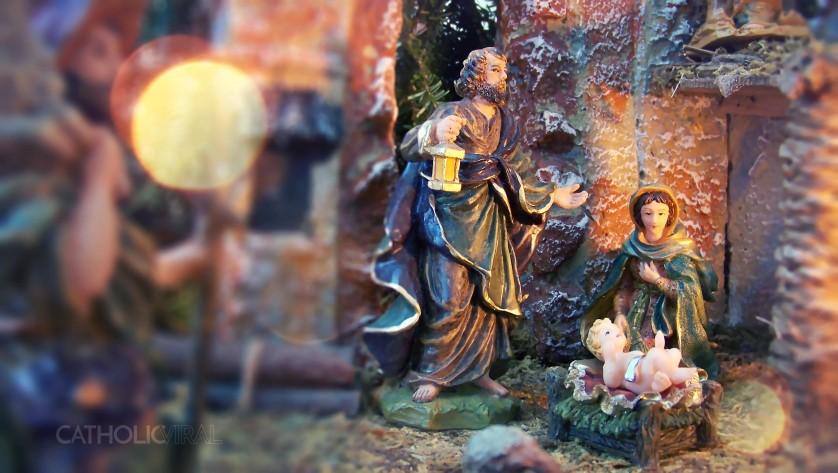 27 Christmas Season Celebration Photographs - HD Christmas Wallpapers - Nativity Creche Scene