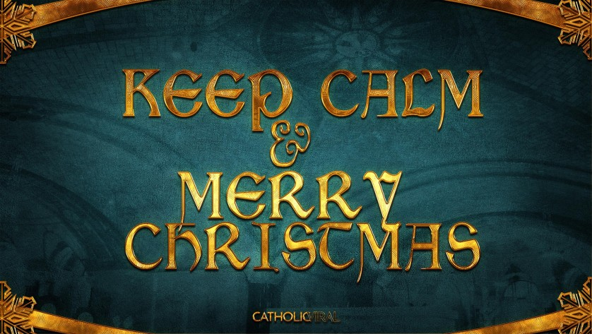 29 Epic Seasonal Titles - HD Christmas Wallpapers - Keep Calm & Merry Christmas