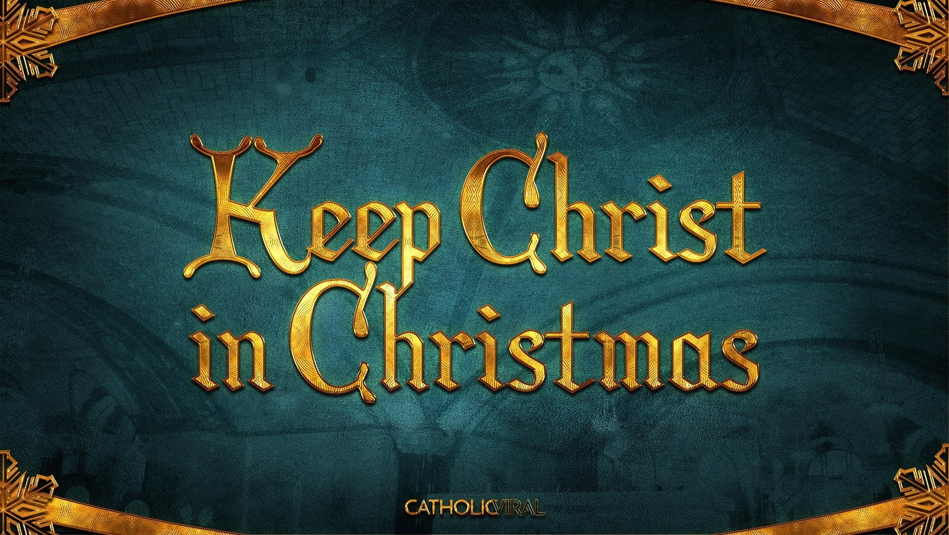 29 Epic Seasonal Titles - HD Christmas Wallpapers » CatholicViral