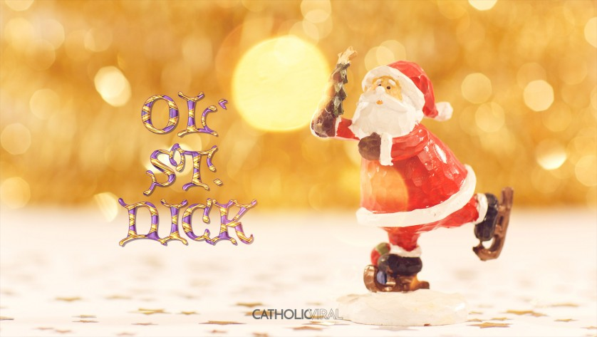 27 Christmas Season Celebration Photographs - HD Christmas Wallpapers - Ol' St Nick