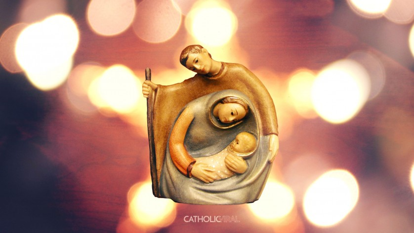 27 Christmas Season Celebration Photographs - HD Christmas Wallpapers - The Holy Family