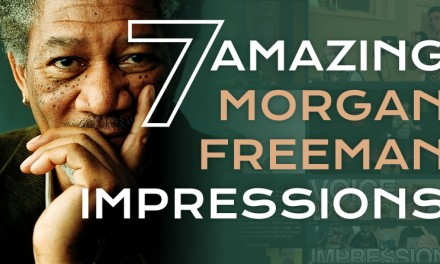 7 Amazing Morgan Freeman Impressions