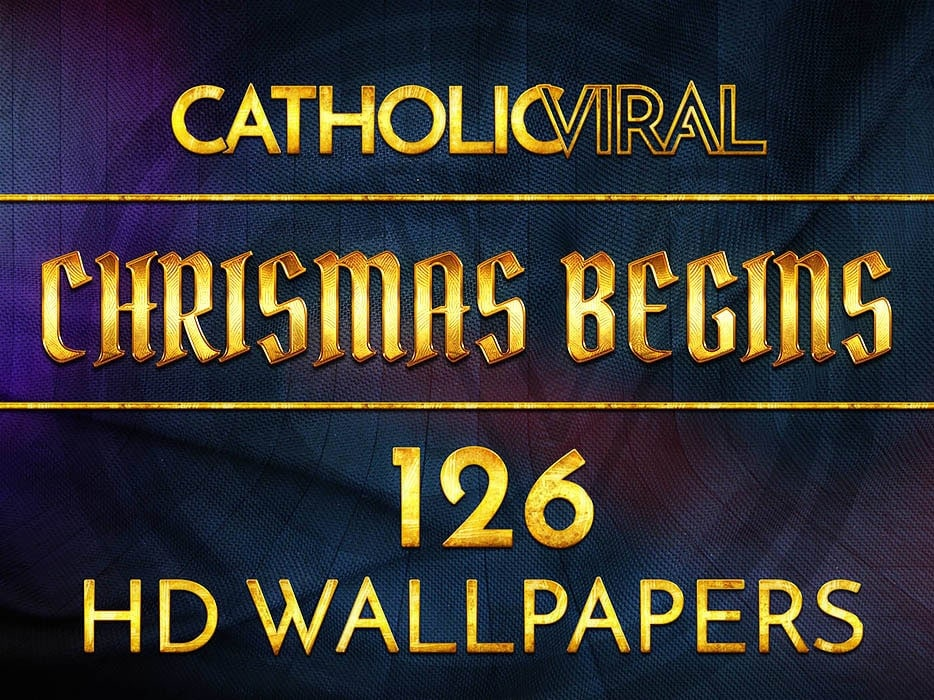 Christmas Begins: 126 HD Wallpapers
