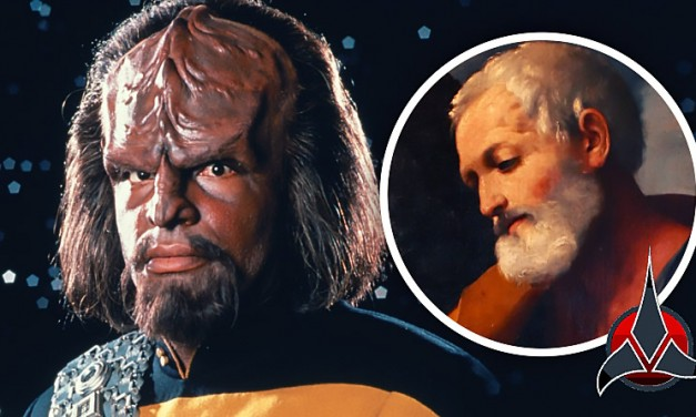 Why St. Joseph is the Patron Saint of the Klingon Empire