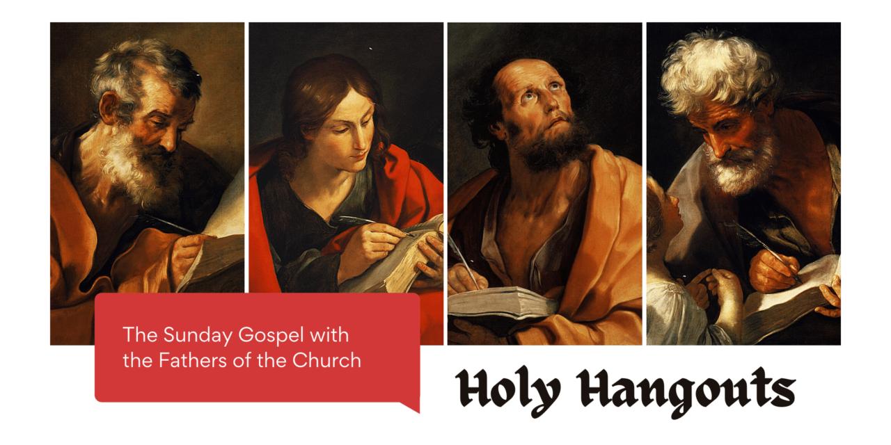 Sunday's Reading: Authority & Exorcism (Mark 1)