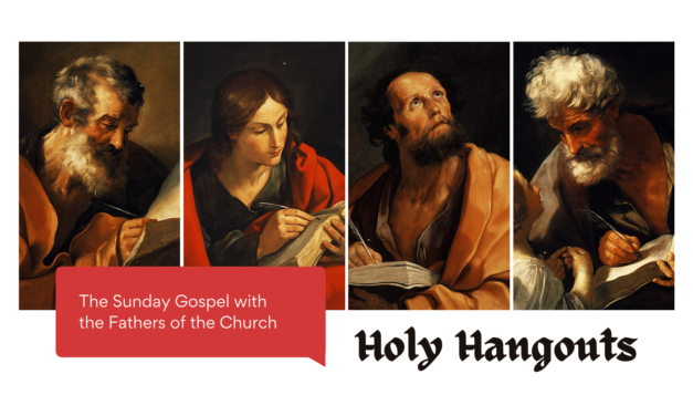 Sunday's Gospel: The Scouring of Galilee | 5th Sunday in Ordinary Time (Mark 1)