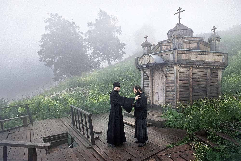 Icons in Hobbiton: Charming faces of Russian Orthodoxy